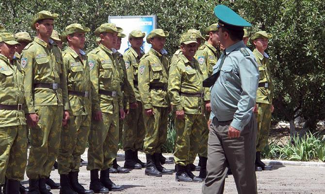 Таджикистан объявляет мобилизацию на фоне наступления талибов