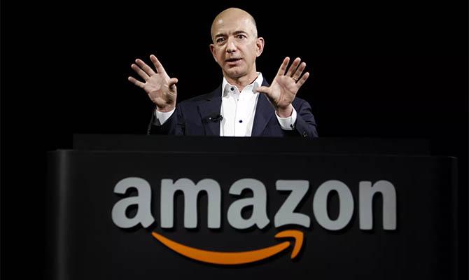 Основатель Amazon Безос покинул пост гендиректора