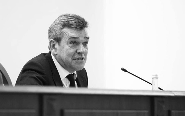 Скончался глава Госводагентства Украины