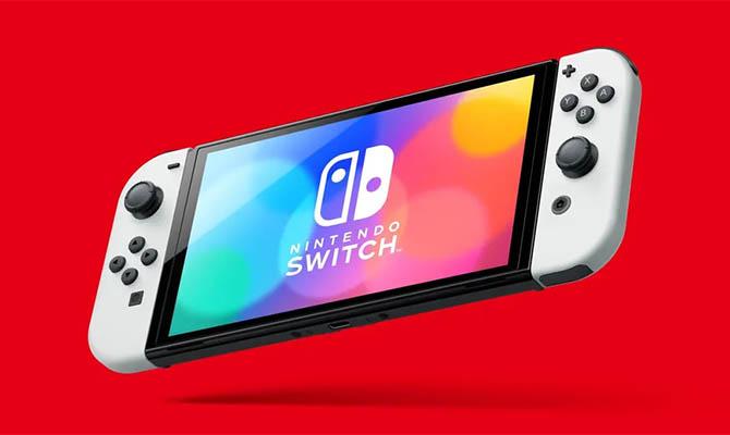Новая версия Nintendo Switch с увеличенным OLED экраном выйдет 8 октября