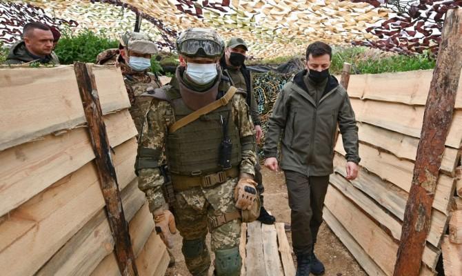 Зеленский обещает восстановить справедливость в выплате пенсий военным