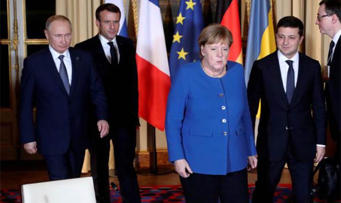 Во Франции скептически оценивают идею расширения «нормандской четверки»
