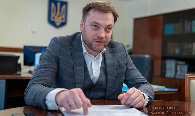 Голосование за кандидатуру Монастырского на пост министра внутренних дел состоится 16 июля