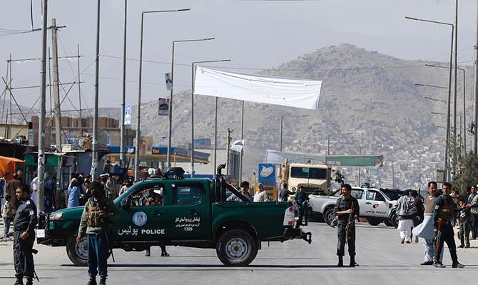 США в конце месяца начнут эвакуацию из Афганистана сотрудничавших с ними афганцев