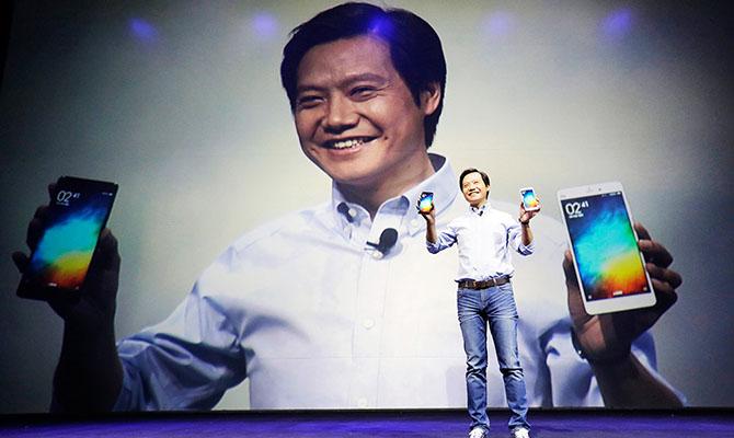 Китайская Xiaomi потеснила Apple на мировом рынке смартфонов