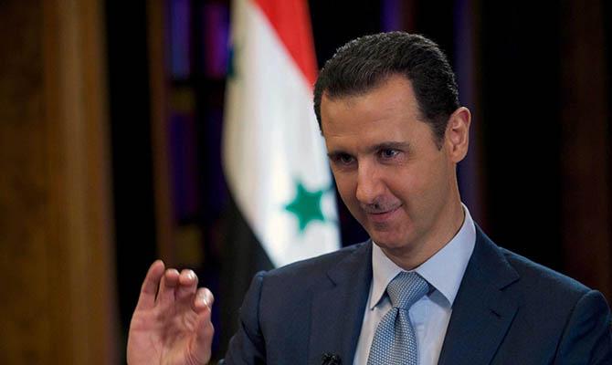 Асад принес присягу в качестве президента Сирии еще на семь лет