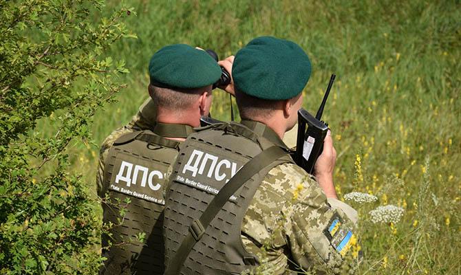 В Сумской области напали на пограничный наряд, отобрали оружие
