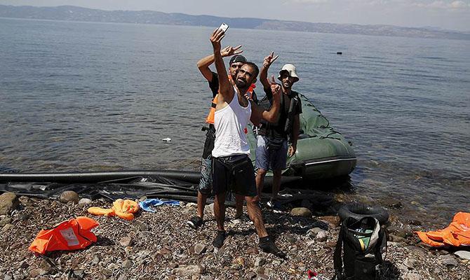 Германия лидирует среди стран ЕС по числу запросов на предоставление убежища