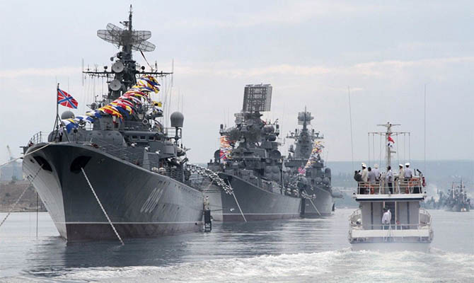 В Севастополе из-за коронавируса отменили пропагандистские мероприятия