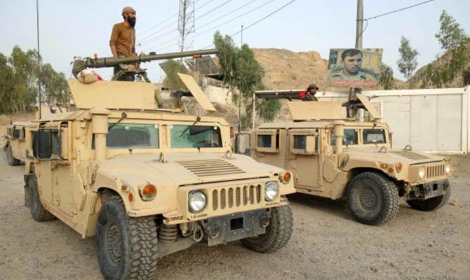 «Талибан» заявил о контроле над 90% границ Афганистана