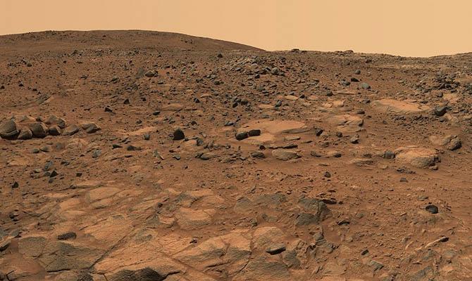 В NASA рассказали подробности о внутреннем строении Марса