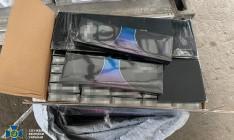 СБУ заблокировала канал контрабанды в ЕС поддельных сигарет из Ближнего Востока, изъято более 10 тонн сигарет