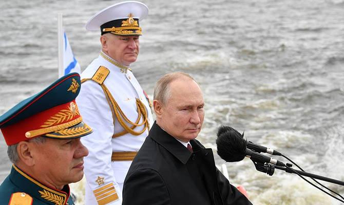 Путин заявил о готовности нанести удар по любому противнику