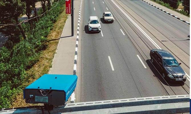 С 26 июля еще в нескольких регионах заработают камеры фиксации нарушений ПДД