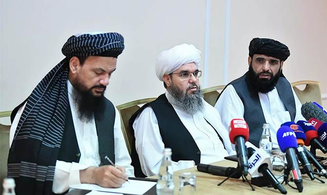 «Талибан» рассказал европейцам о приверженности правам человека