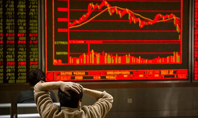 Акции китайских компаний переживают сильнейшее падение с 2008 года