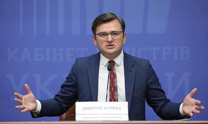 В Украине впервые за 30 лет появилась стратегия внешнеполитической деятельности