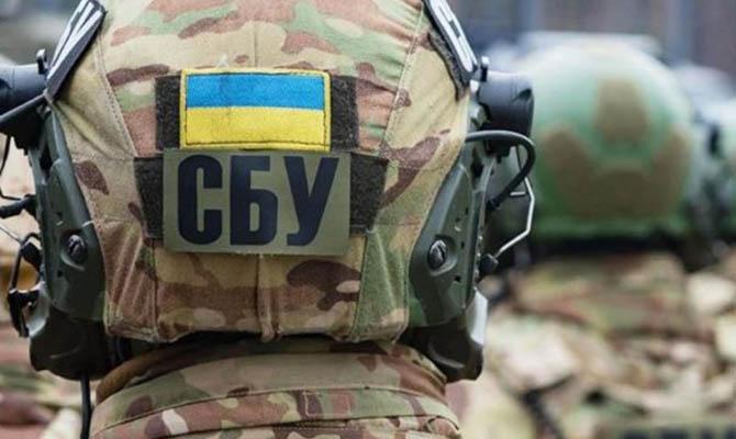 СБУ прокомментировала «похищение» Чауса