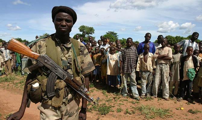 В Судане произошла неудачная попытка госпереворота