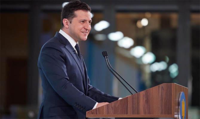Зеленский считает, что ООН поможет вернуть Донбасс и Крым