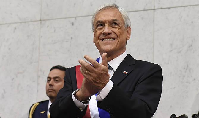 В Чили инициировали импичмент президента из-за «досье Пандоры»