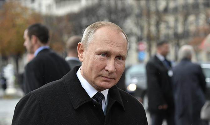 Bloomberg написал о желании Путина пересмотреть правила на газовом рынке Европы